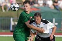 Pohár České pošty ve fotbale - 2. kolo: TJ Dvůr Králové nad Labem - FC Hradec Králové.