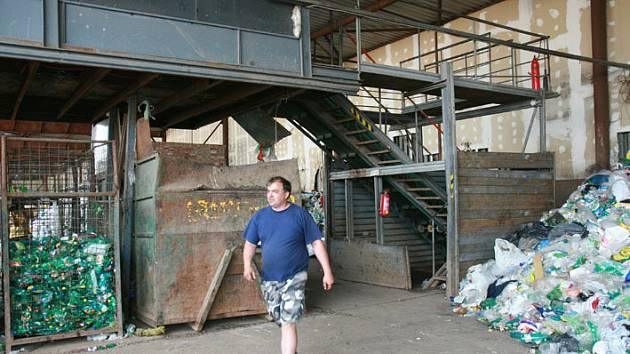 Majitel třídící linky v Pileticích, kde bylo nalezeno mrtvé novorozeně