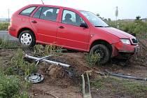 Další nehoda u Libišan