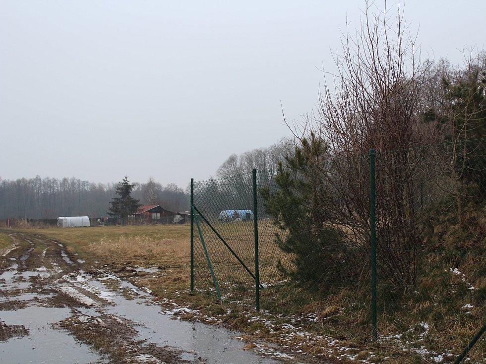 Živelná výstavba v Borovince? Rozhodnout musí stavební úřad.