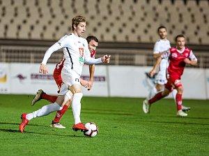 Fotbal FC Hradec - Pardubice