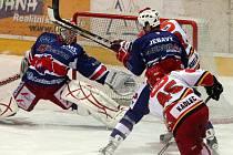 Hradec porazil v prodloužení Beroun.