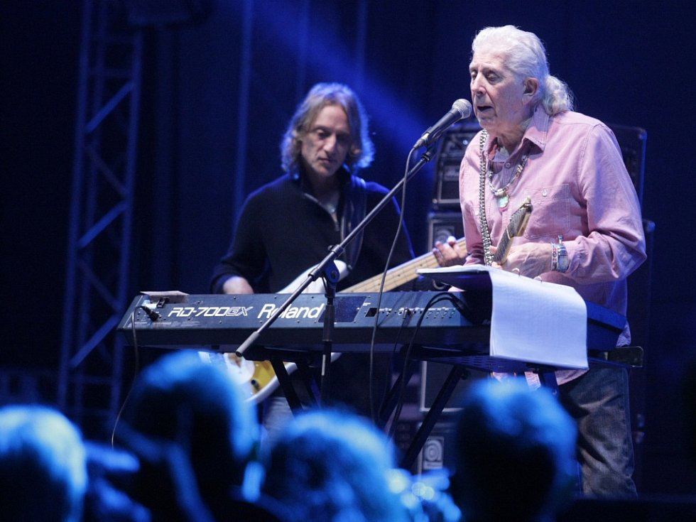 Trutnov Open Air Music Festival - John Mayall.