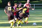 Fotbalový Pohár hejtmana Královéhradeckého kraje: FK Černilov - FC Spartak Rychnov nad Kněžnou.