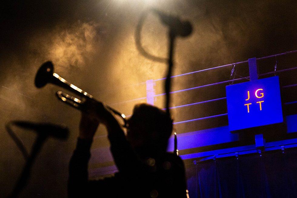 Festival jazzové hudby Jazz Goes to Town v Hradci Králové.