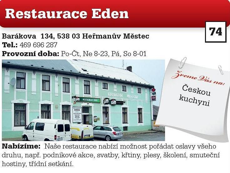 Restaurace Eden