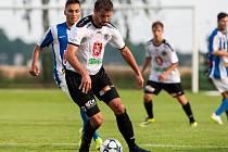 Fotbalová příprava: FC Hradec Králové - FK Čáslav.
