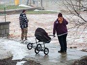 Povodňový stav Labe na Hradecku