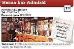 Herna bar Admirál