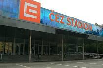Zimní stadion v Hradci Králové - ilustrační foto.