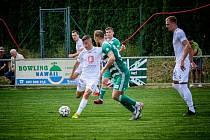 SKALP KLOKANŮ. Fotbalisté Hradce Králové porazili Bohemians.