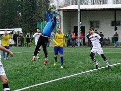 Krajská fotbalová 1. A třída: SK Dobruška - FK Kratonohy B.