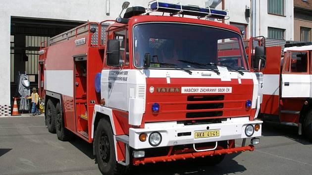 Den otevřených dveří u novobydžovských hasičů