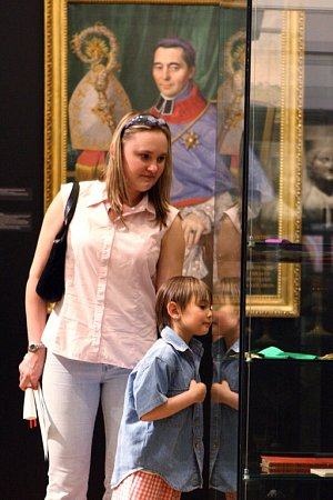 Muzejní noc si nenechaly ujít stovky návštěvníků