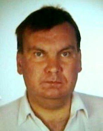 Jaroslav Málek - pohřešovaný muž.