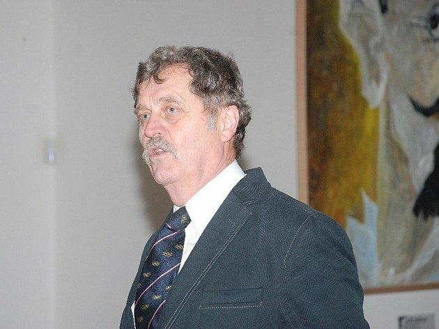 FUNKCIONÁŘ Václav Nidrle.