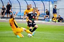Fotbalová příprava: FC Hradec Králové - Newport Country AFC.