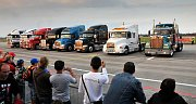 Truckfest 2010, sraz tahačů, náklaďáků a dodávek.