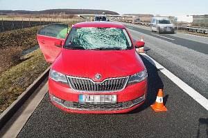 Led opět páchal škody a zavinil řadu nehod