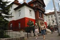 Kontroverzní vila Anička