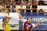STEJNÝM ROZDÍLEM jako ve středu prohráli čeští volejbalisté přípravný duel s Austrálií i ve čtvrtek.
