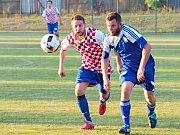 Okresní fotbalová III. třída: SK Neděliště - Slavoj Syrovátka.