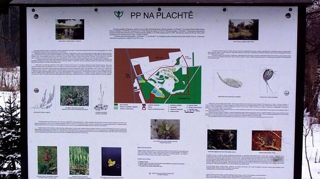 Přírodní lokalita Na Plachtě