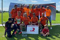 1. místo a triumf v turnaji vybojoval tým PaprsekHK.