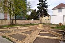 Tréninková zahrada Centra pracovní rehabilitace (CPR) v královéhradeckých Malšovicích.