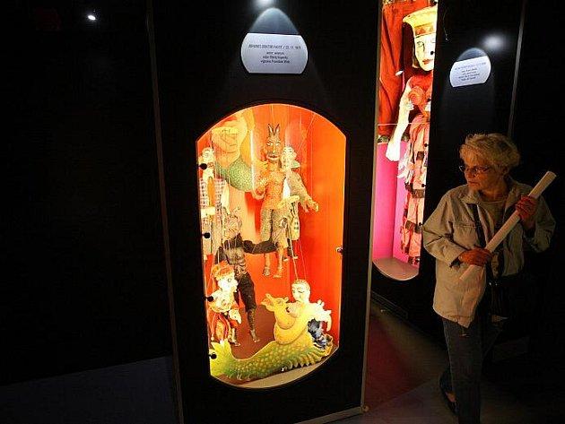 Divadlo Drak 6. května 2010 otevřelo muzeum loutek a divadelní laboratoř.