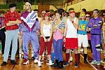 Red Bull Dodgeball2, Československé univerzitní mistrovství ve vybíjené.