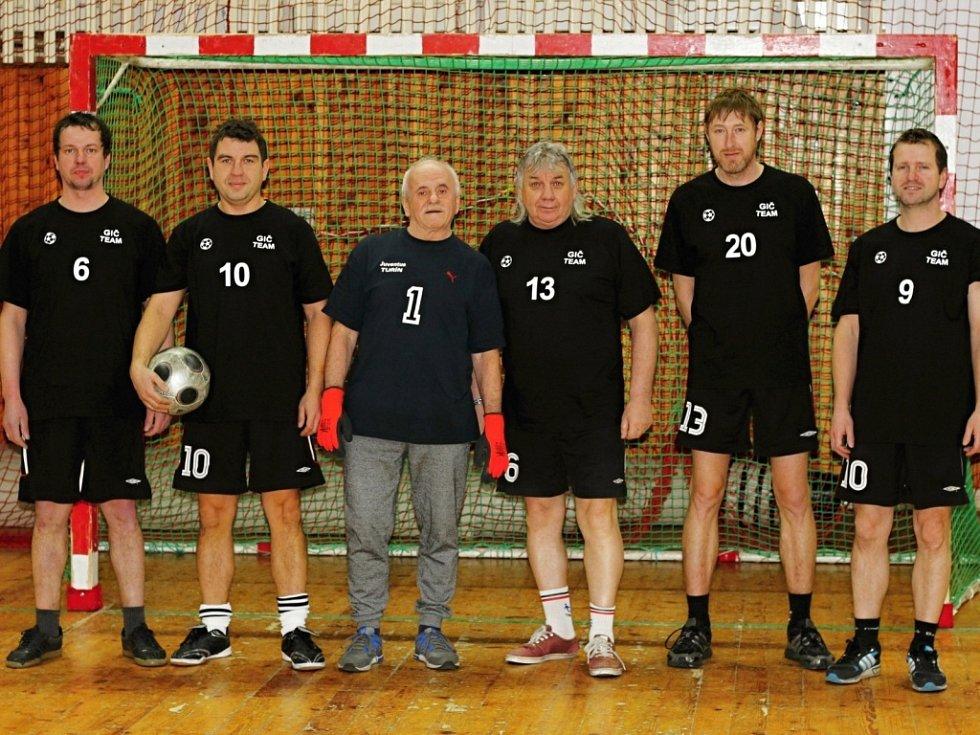 GIČ team Budvarka Hradec Králové.