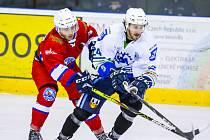 Hokejisté Hronova a Nové Paky se potkali i v přípravě na sezonu.