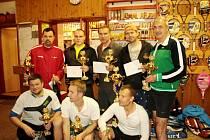 Charitativní tenisový turnaj za účelem pomoci potřebným organizovaný členy TOP 09 Královéhradeckého kraje.