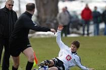 V generálce na jarní část druhé ligy remizovali fotbalisté FC Hradec Králové s HFK Olomouc 1:1.
