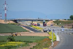 Výstavba dálnice do Jaroměře