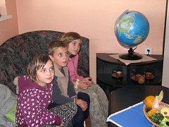 Z dětského domova v Nechanicích.