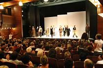 XIV. Mezinárodní divadelní festival evropských regionů v Hradci Králové. Slovenské národní divadlo - Tři sestry