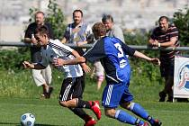 Divize C: FC Hradec Králové B x FK AS Pardubice (22. srpna 2010).
