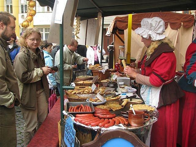 Martinské trhy v Adalbertinu (13. listopadu 2010).