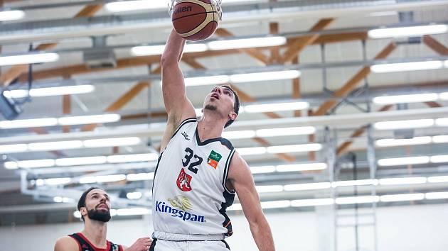 Basketbal Hradec Králové vs. Nymburk