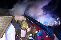 Za tragickým požárem v Třebechovicích pod Orebem stála zřejmě nedbalost.
