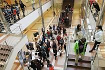 Univerzita Hradec Králové pořádala ve dnech 11. a 12. ledna Den otevřených dveří.