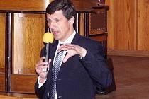 Europoslanec Oldřich Vlasák