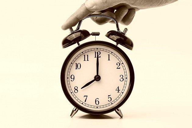 Dnes vnoci přijde změna času