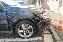 Řidič ujel od nehody, policisté hledají svědky.