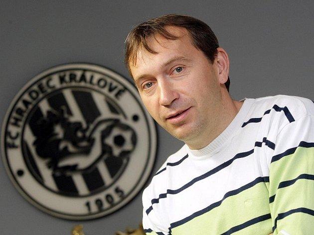 Richard Jukl, generální ředitel FC Hradec Králové