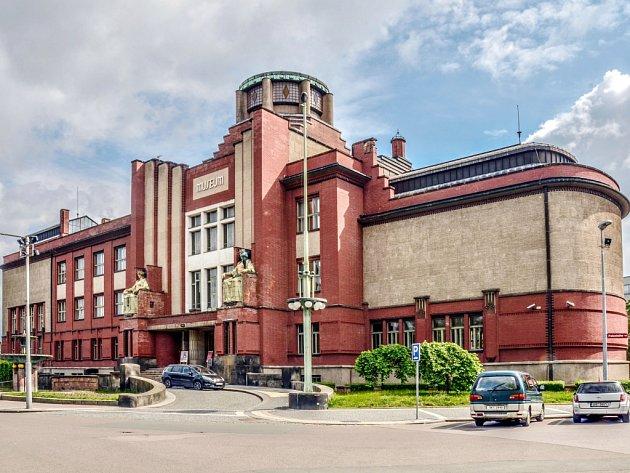 Muzeum východních Čech v Hradci Králové.