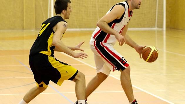 I. basketbalová liga mužů: Královští sokoli - GBA.