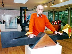Galerie děl sochaře, malíře a řezbáře Vladimíra Preclíka. Ilustrační fotografie.